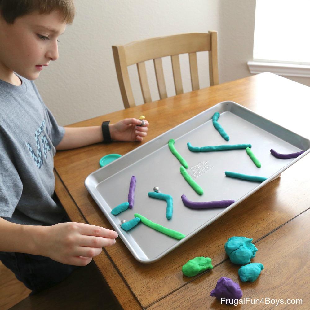 playdough videos for kids