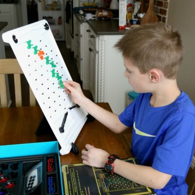 Review of the Turing Tumble – An awesome STEM toy!