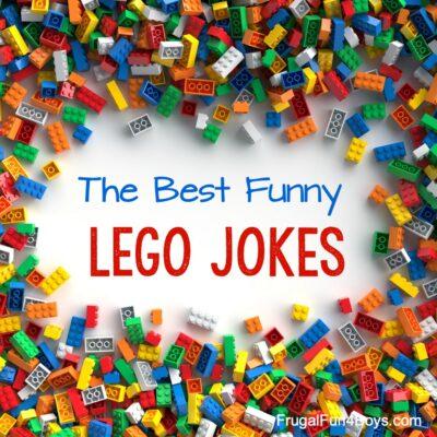 Funny LEGO Jokes for Kids