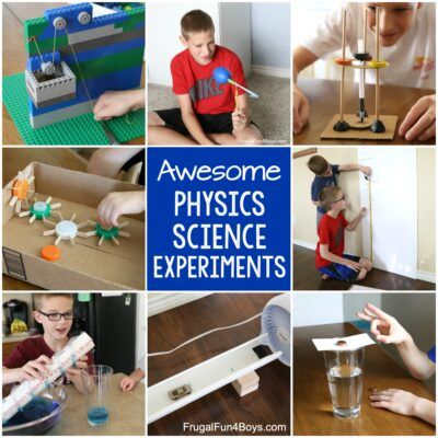 Friction Science Experiment with Marbles and a Cake Pan