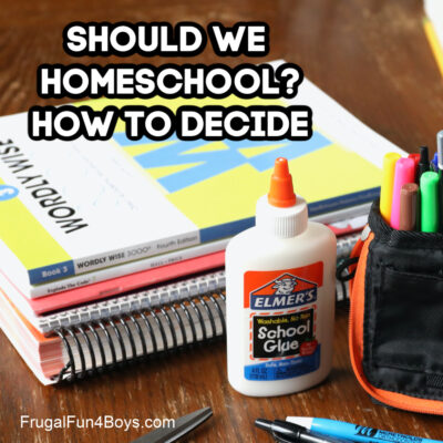 Getting Started Homeschooling: Making the Decision