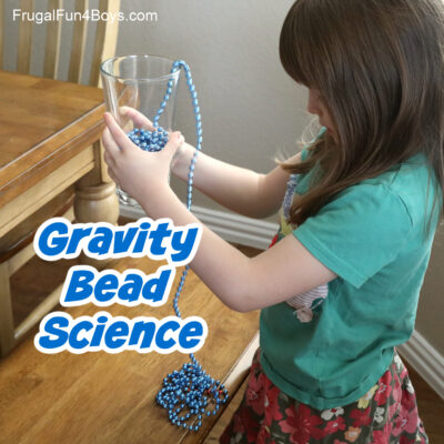 Cool Science! Anti-Gravity Beads