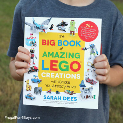 The Big Book of Amazing LEGO Creations